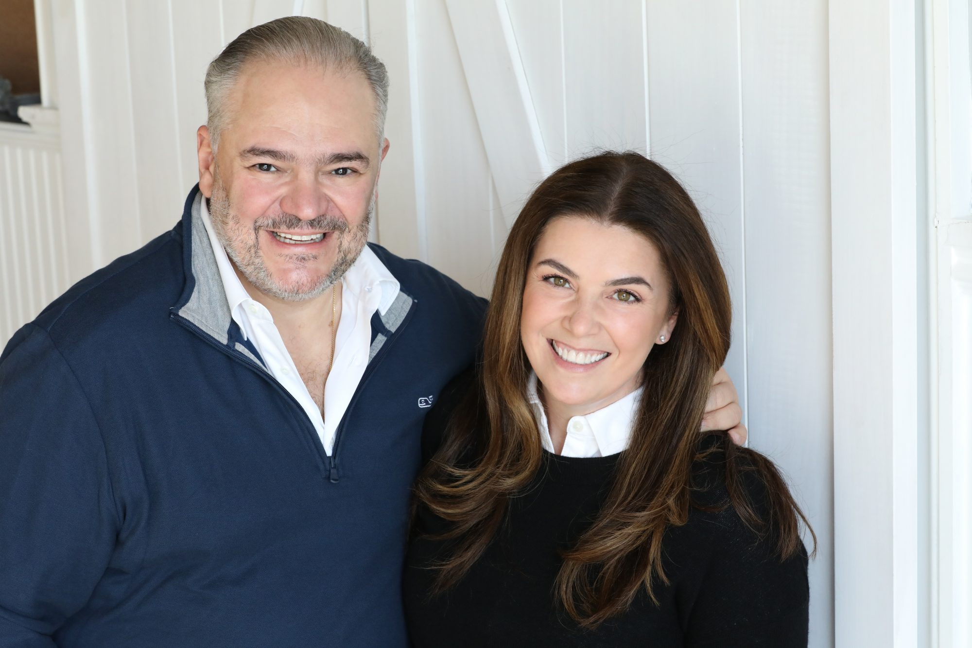 Pilar y Ricardo Quintero creadores Care Skincare