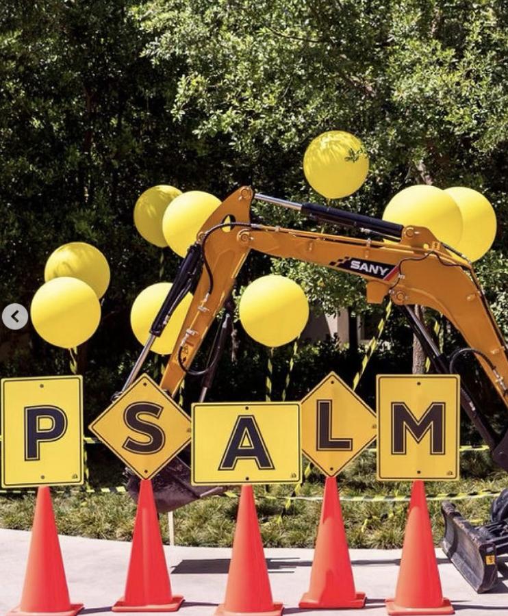 Cumpleaños de Psalm
