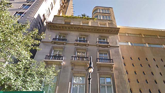 Apartemento de Joan Rivers
