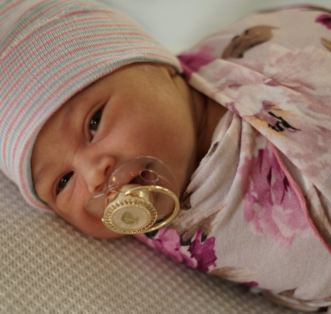 Vida Isabelle Pina bebé Natti Natasha