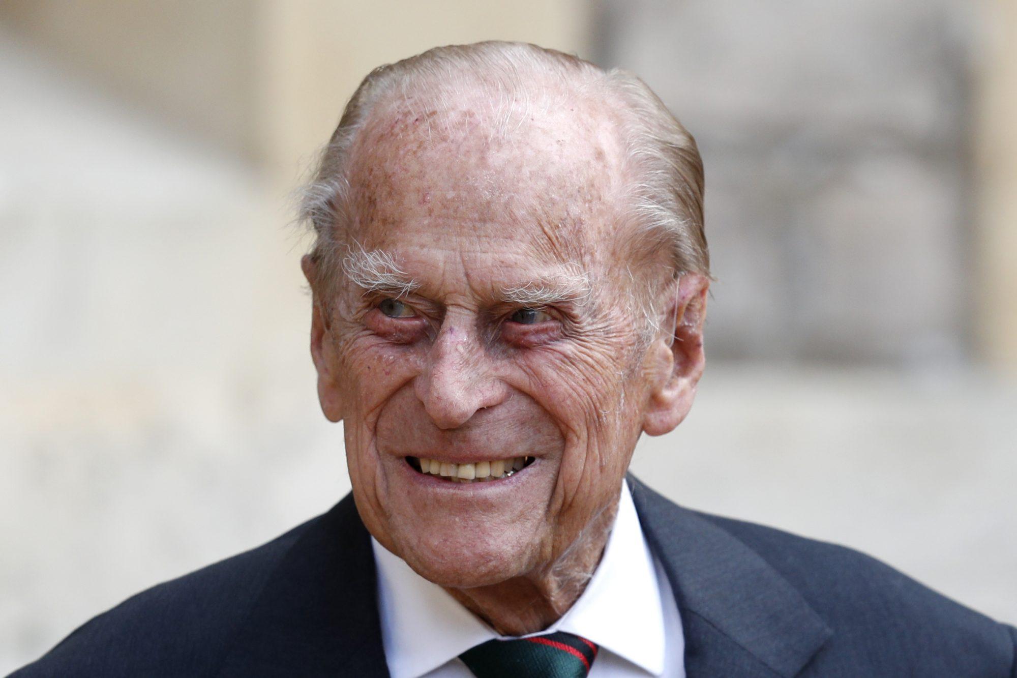 Principe Felipe deja dinero a sus empleados