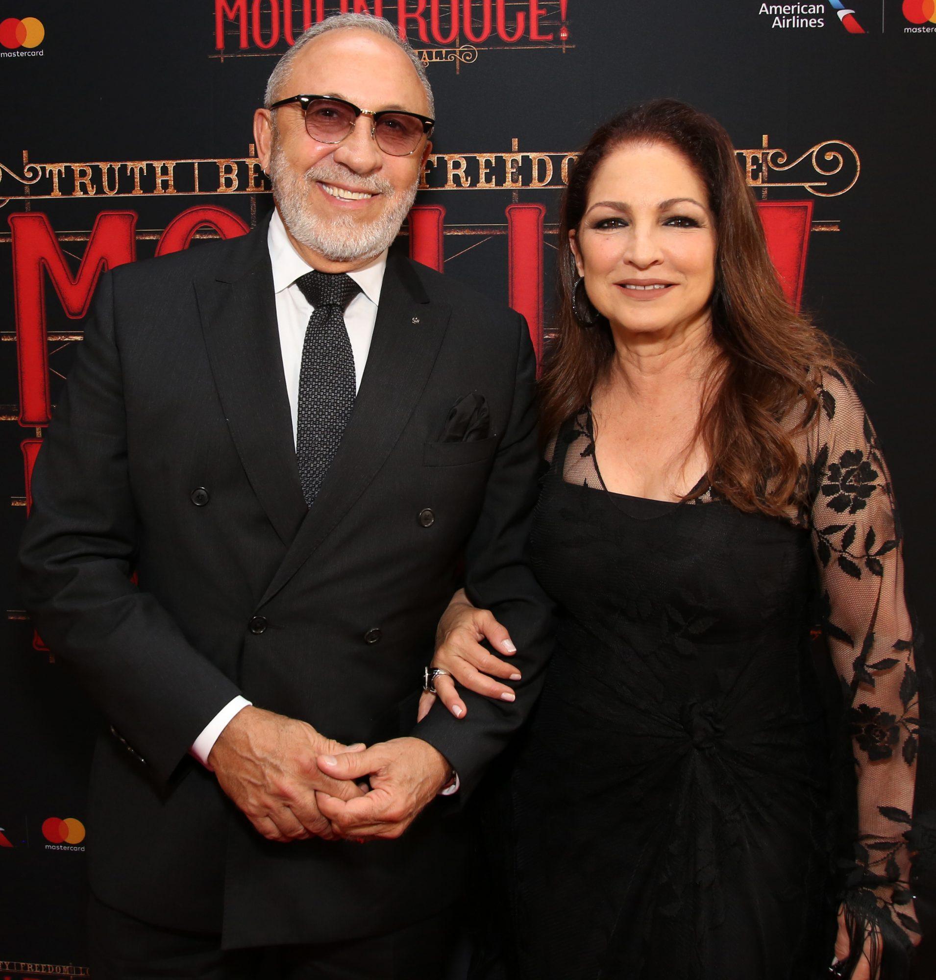 Emilio Estefan y Gloria Estefan