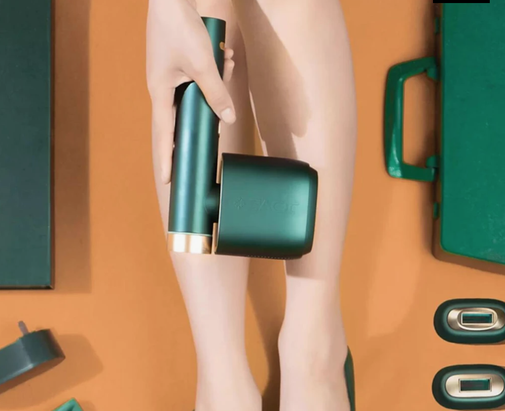 esenciales de verano, depilador, laser