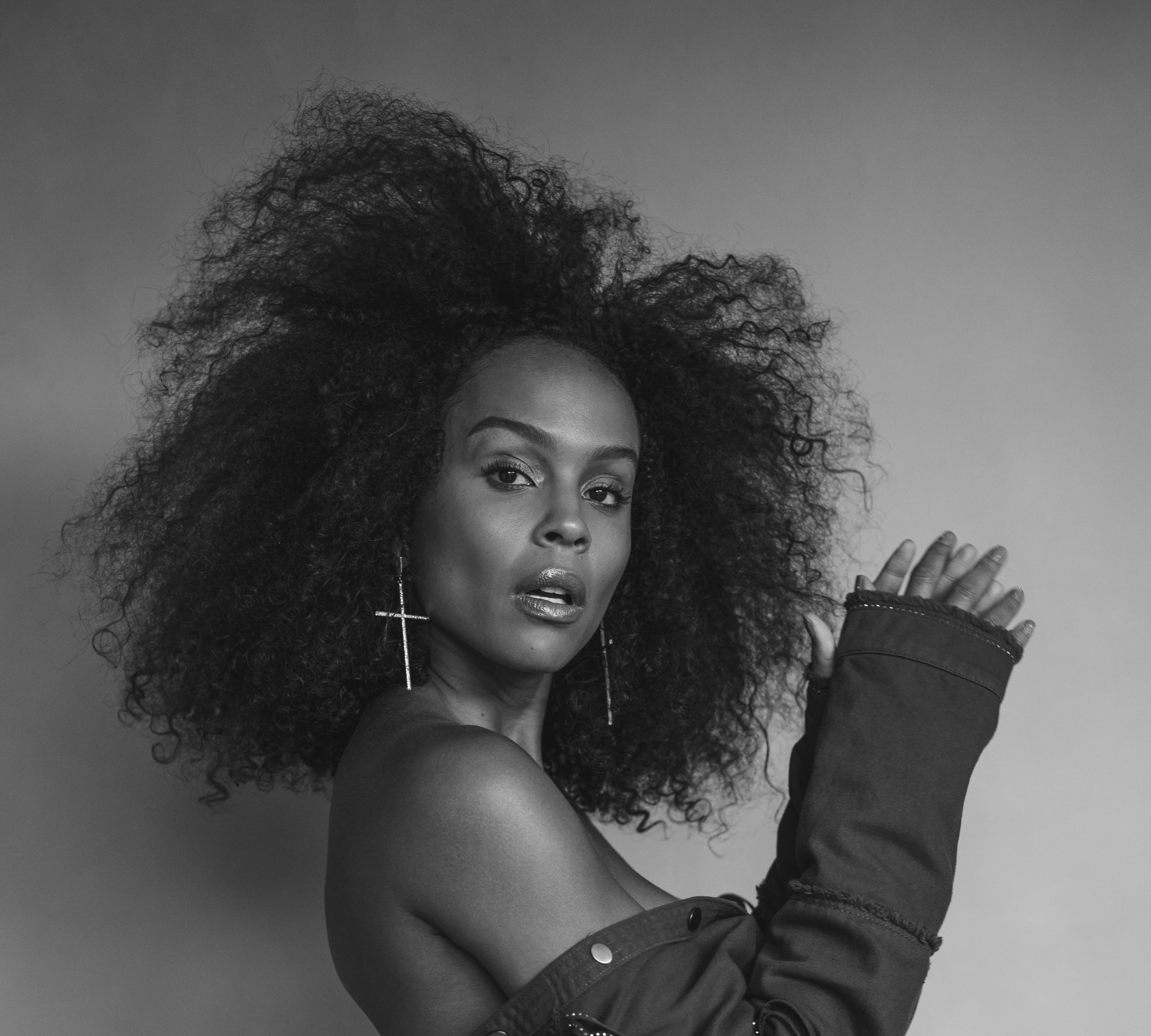 Anggie Bryan Ser única afrolatina