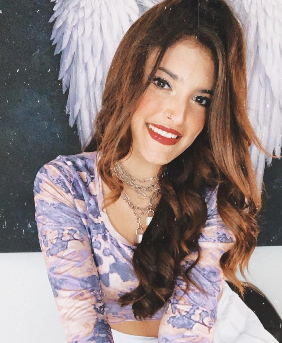 Valentina de la Cuesta hija Sergio Andrade Carla de la Cuesta