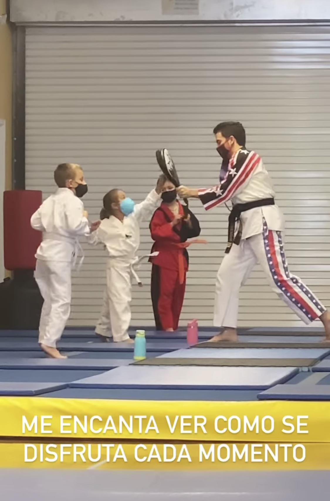 Alaïa Costa Karate
