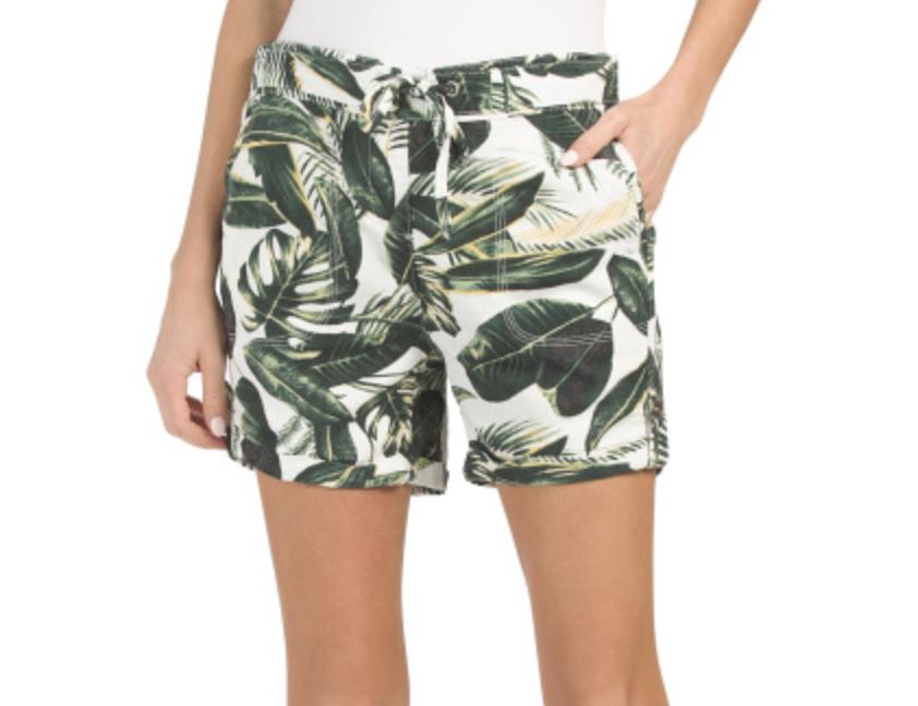 tendencias de verano shorts tj maxx alexander jordan
