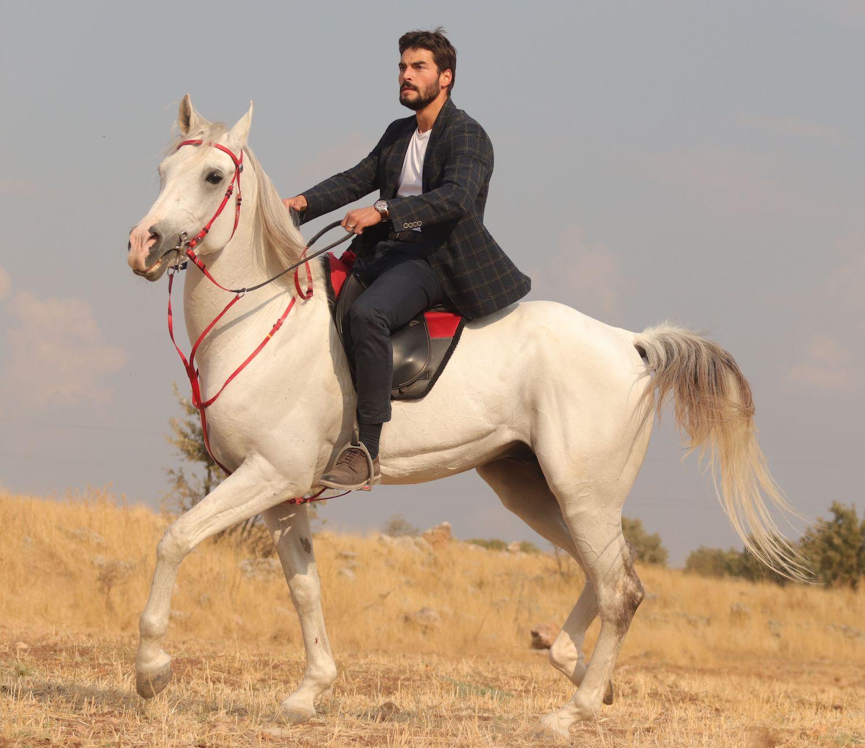 Akin heredó su pasión por la actuación de su familia. Su madre es una reconocida actriz de gran trayectoria llamada Özlem Akinözü, mientras que su abuelo materno, Sureyya Arin, fue uno de los presentadores pioneros de televisión turca en la cadena TRT, por sus siglas en inglés (Turkish Radio and Television). Por si fuera poco, su tío abuelo, Suha Arin, es conocido como el 'El padre de los documentales turcos'.
