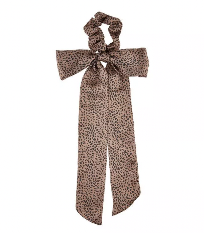 accesorios de pelo verano, pañuelo scrunchie kristin ess