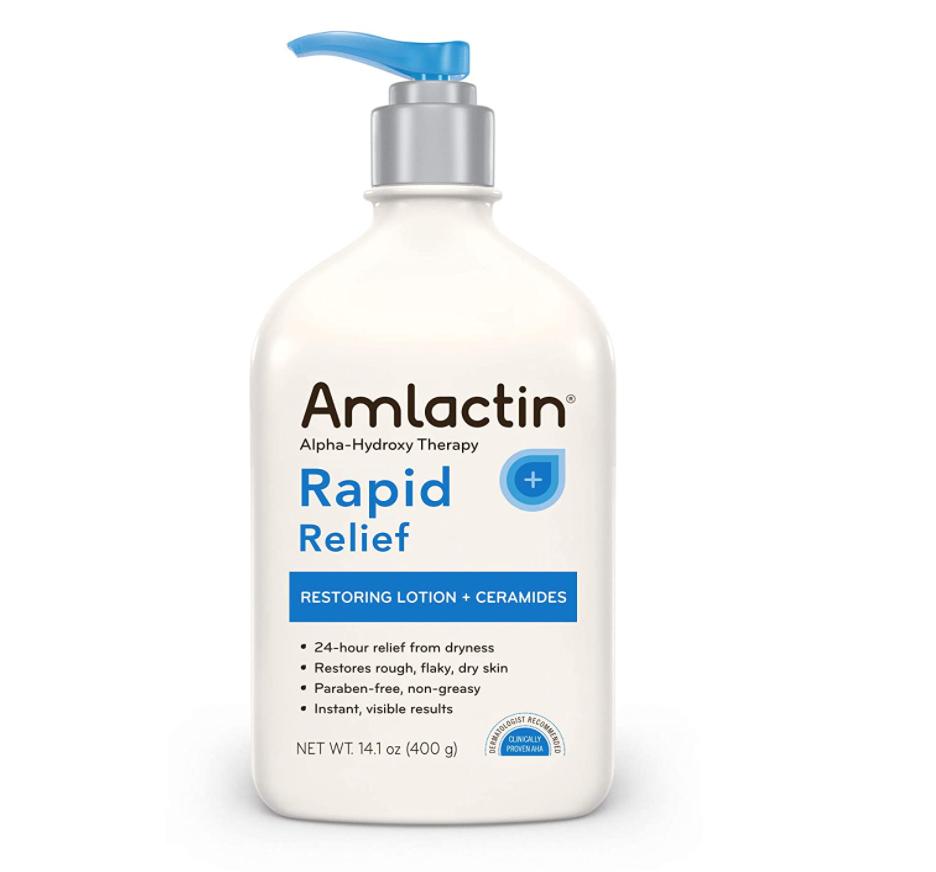 Crema para el cuerpo, viral en tiktok, Amlactin
