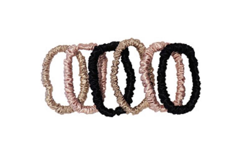 accesorios de pelo verano, scrunchie