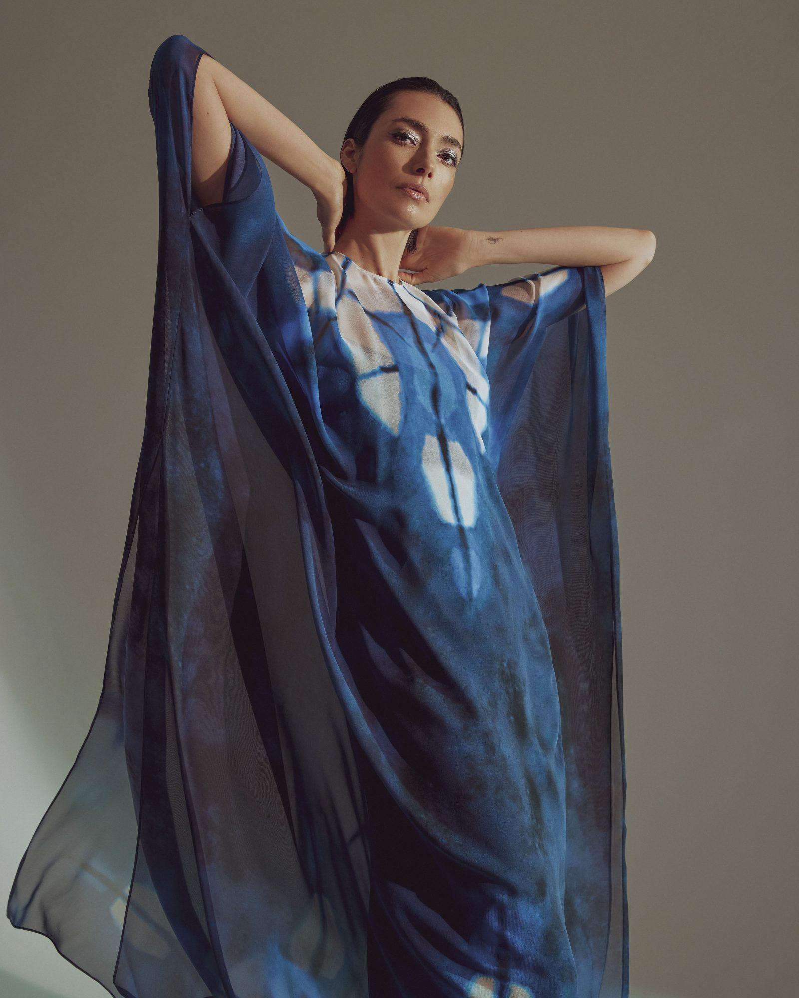 Halston x Netflix coleccion capsula moda