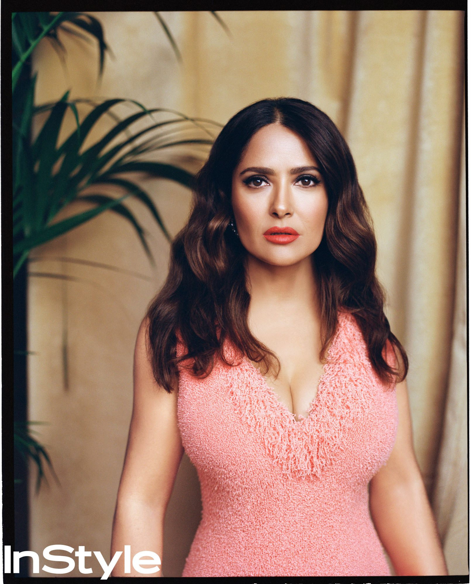 Salma Hayek - InStyle Cover - DO NOT REUSE