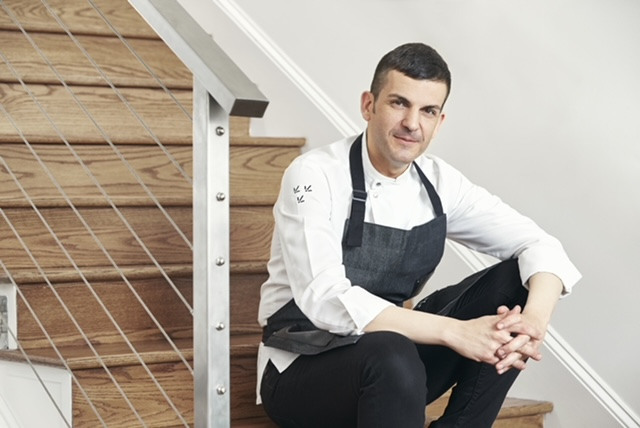 Chef Pepe Moncayo