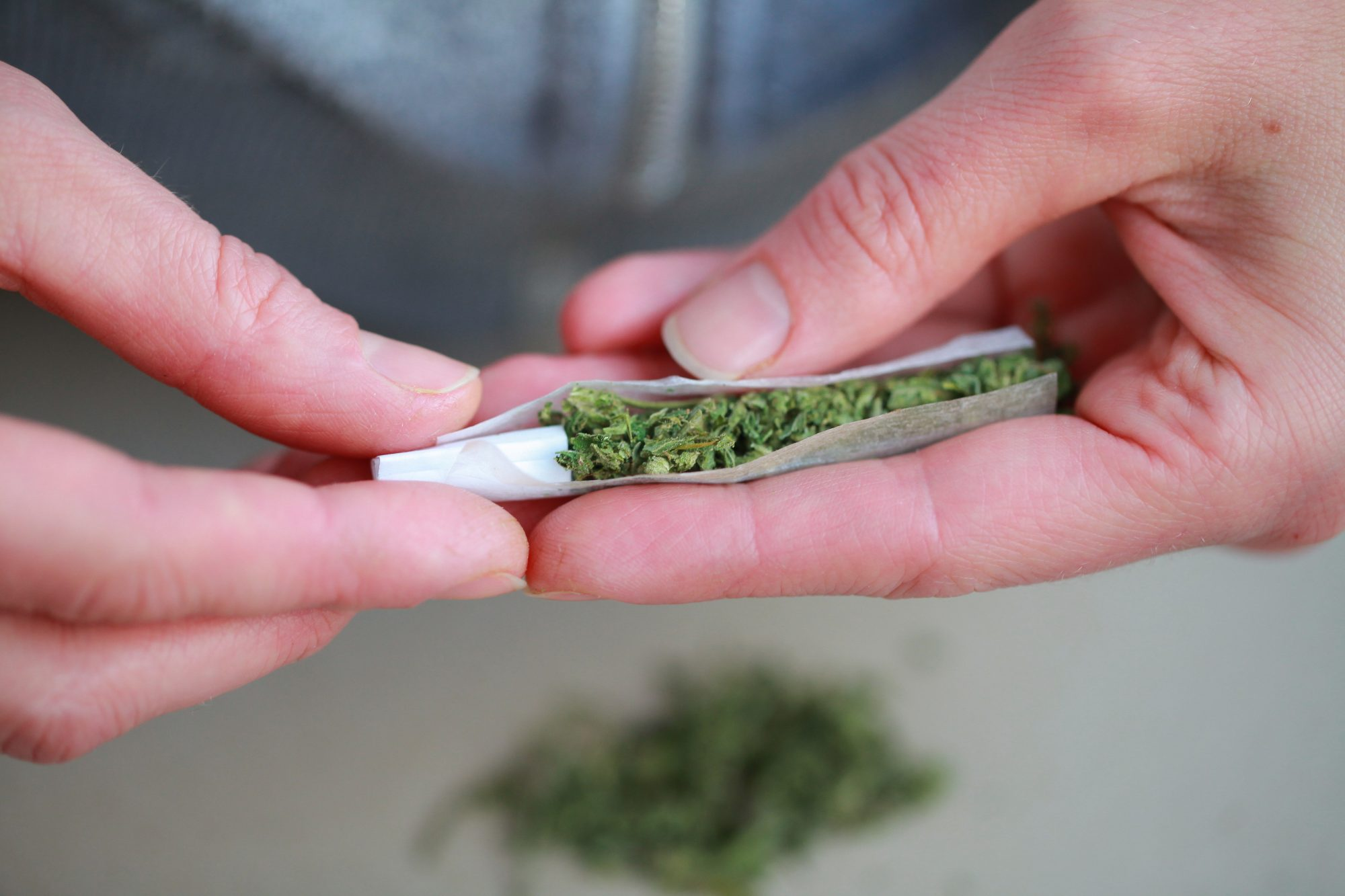 marijuana story