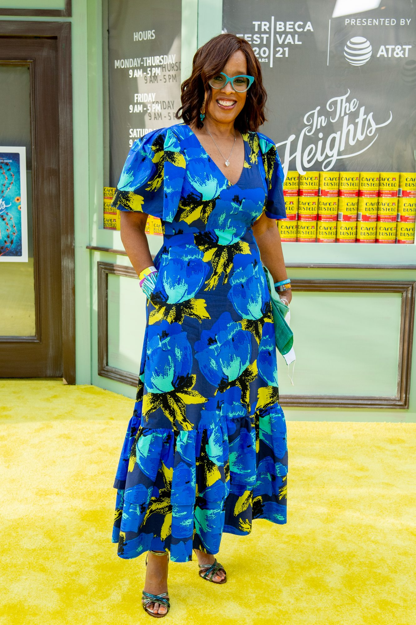 In the Heights estreno, Gayle King