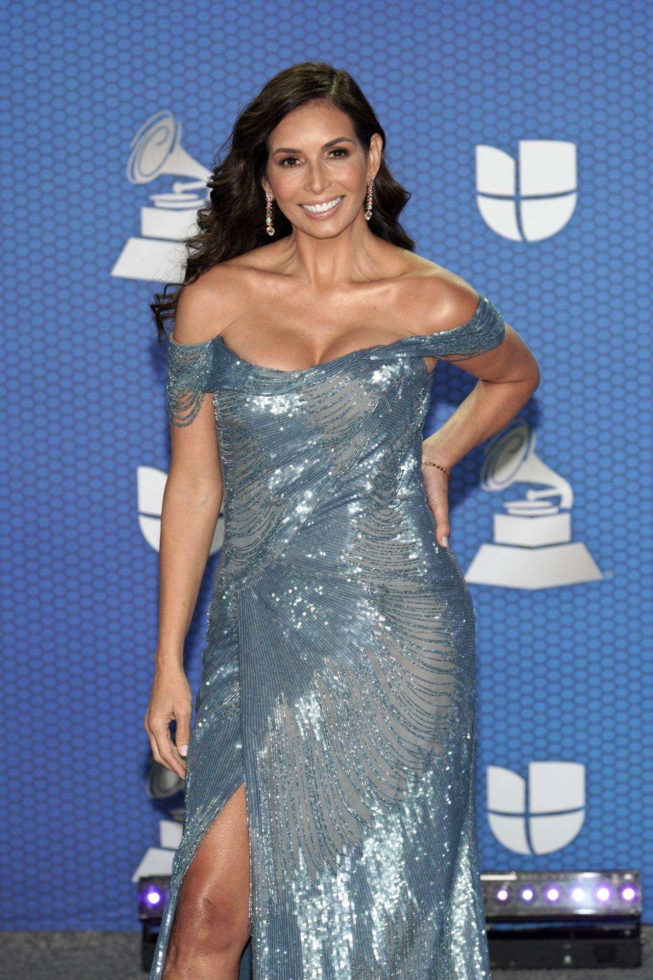 Giselle Blondet Latin Grammys