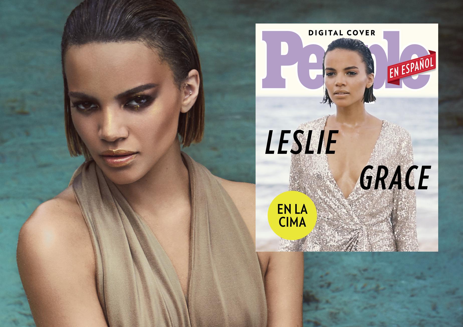 Leslie Grace - Digital Cover - DO NOT REUSE