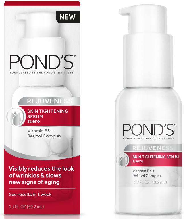 Pond's, suero, skincare, producto