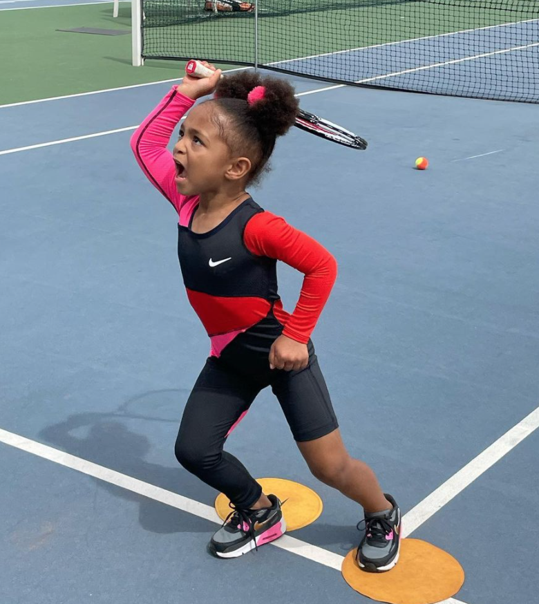 Olympia Ohanian, Serena Williams