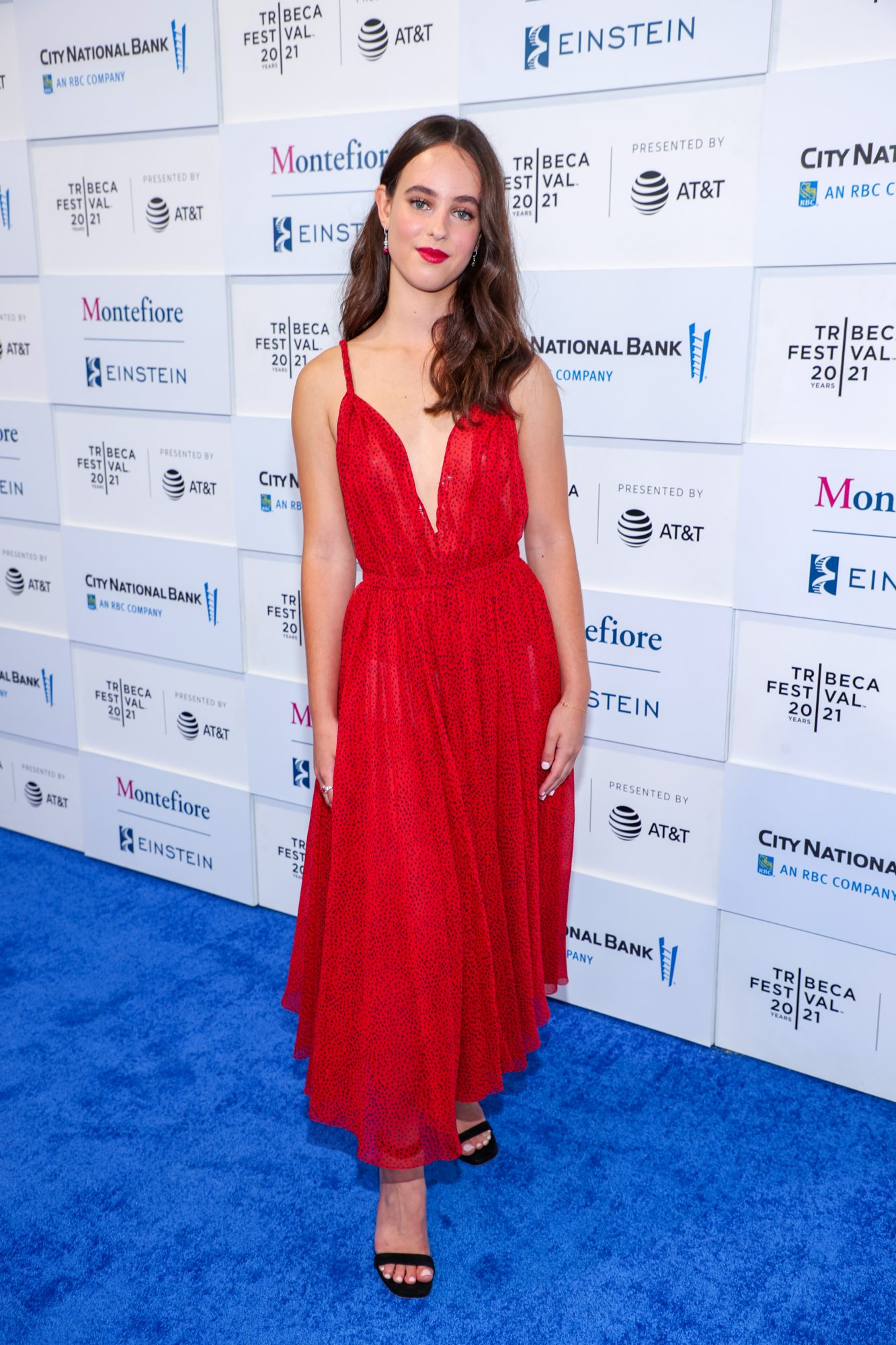 In the Heights estreno, Tess Barthélemy