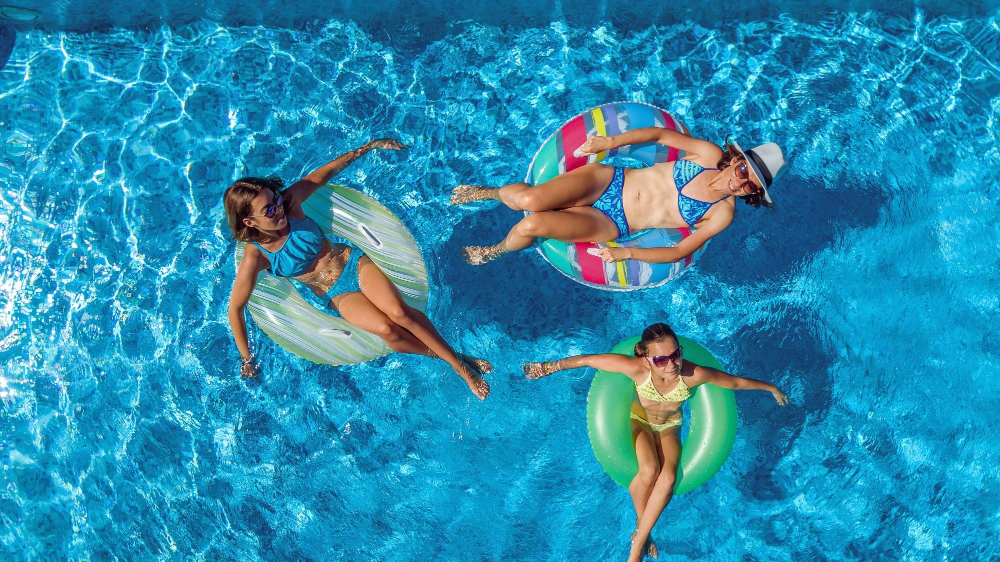 Productos dia de verano con niños