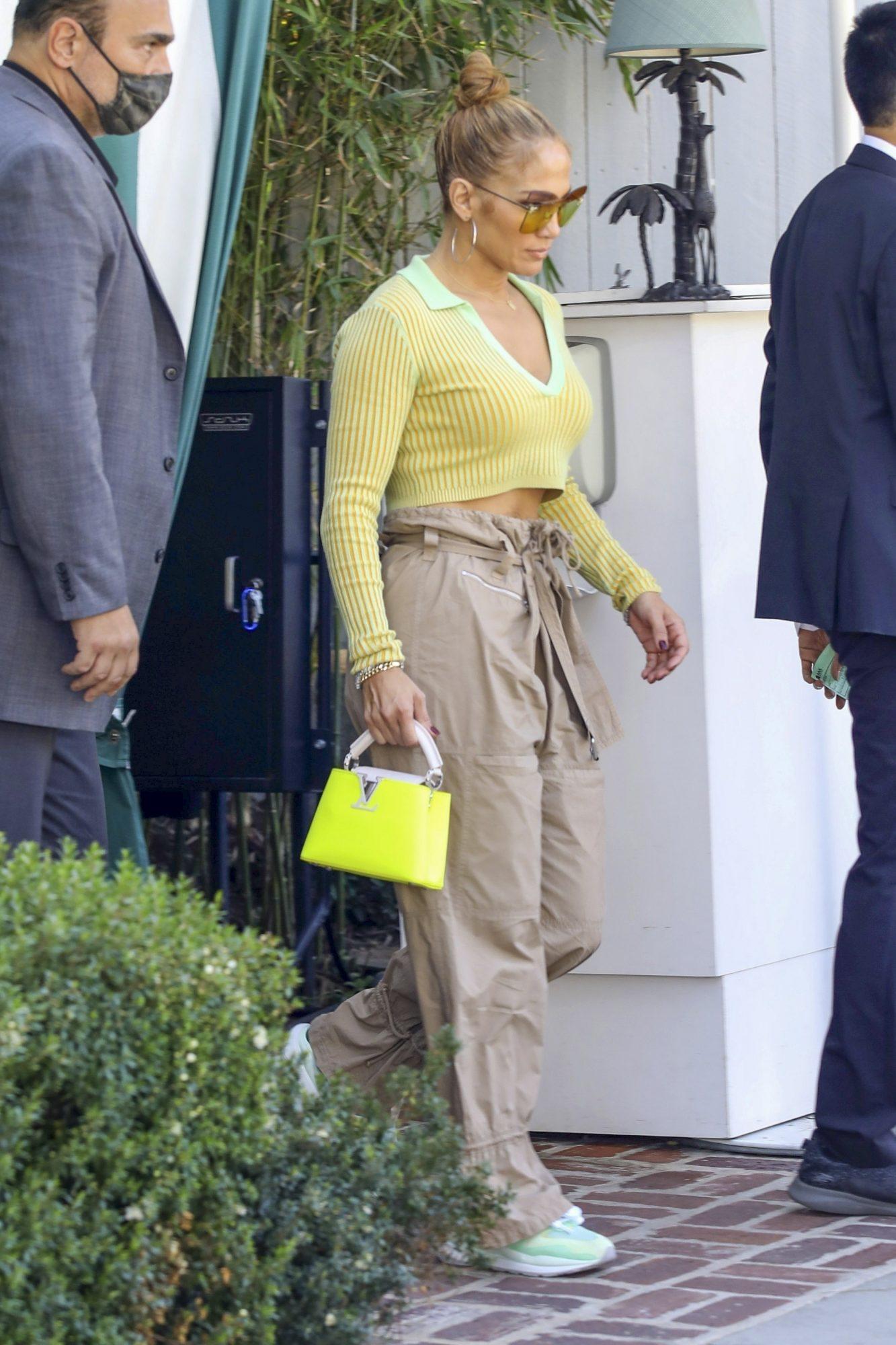 Jennifer Lopez, look del dia, los angeles, hollywood