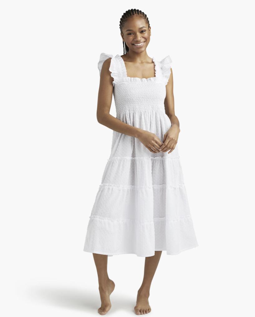 vestido, nap dress, nightgown, Hill House