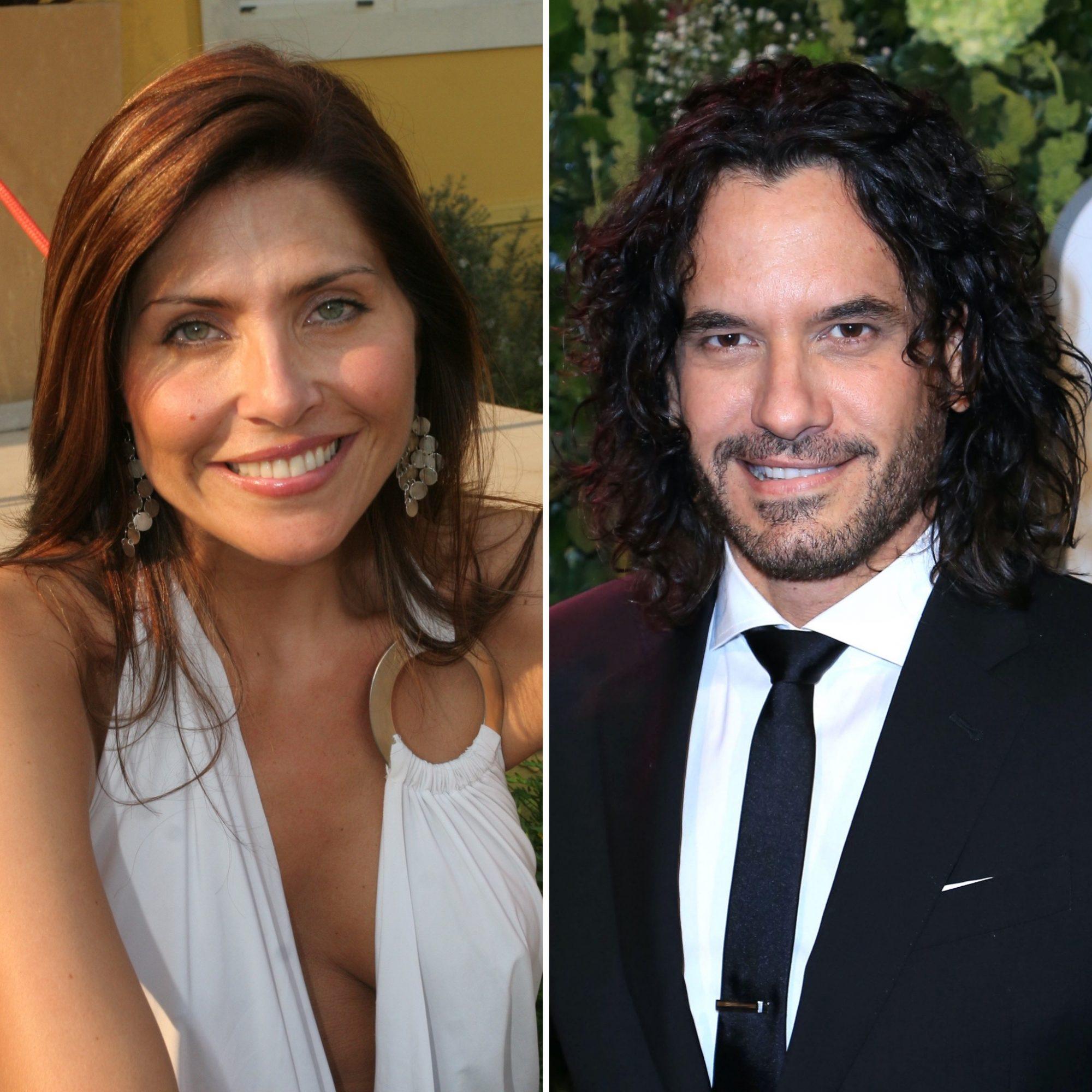Mario Cimarro y Lorena Meritano