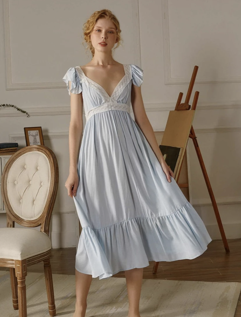 vestido, nap dress, nightgown, Shein
