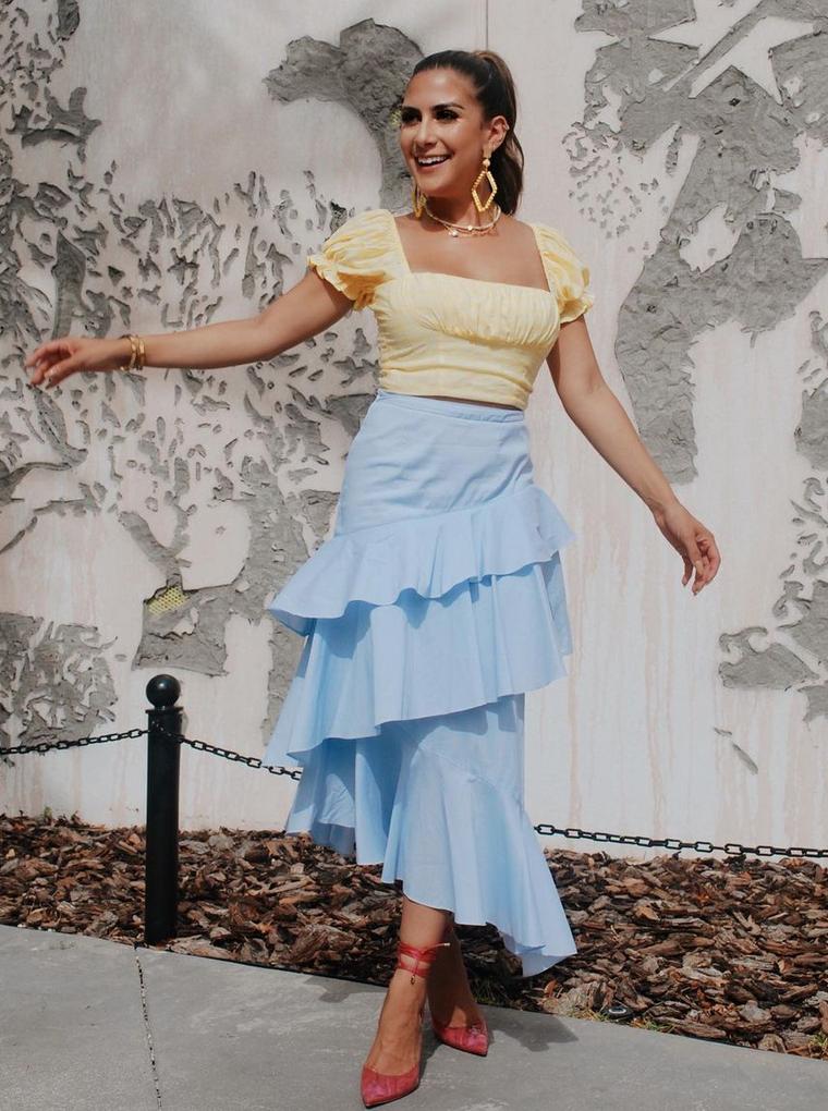Jessica Rodríguez, look del dia, nominaciones a Premios Juventud