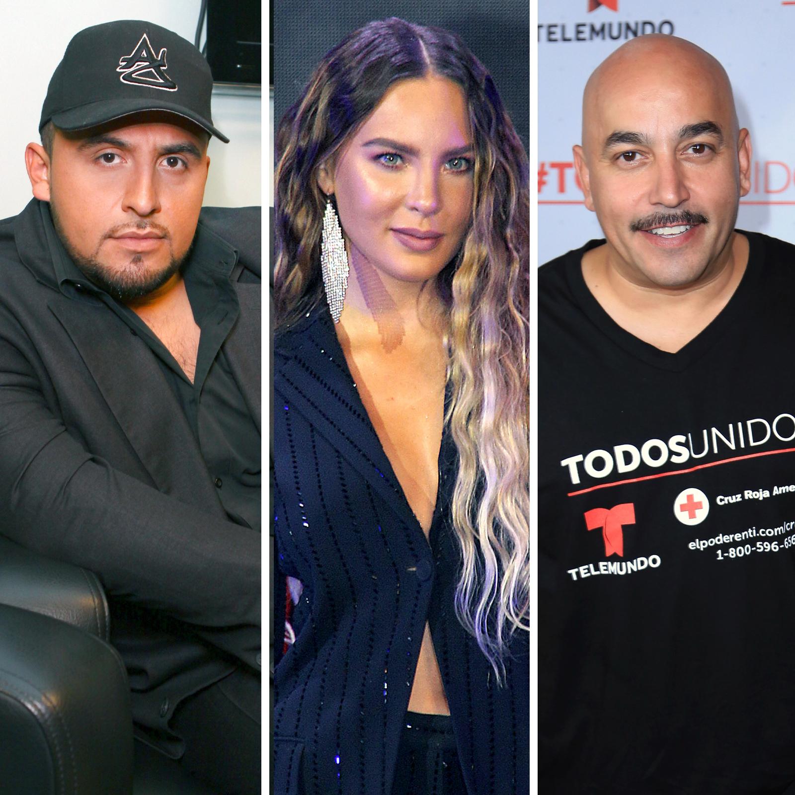 Juan Rivera, Belinda y Lupillo Rivera