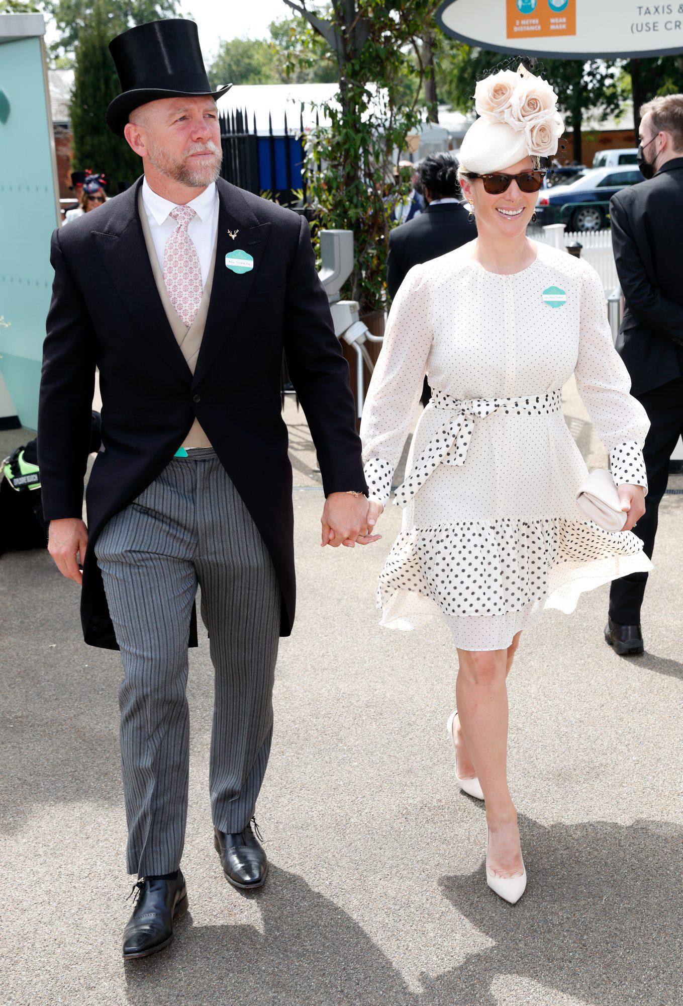 Royal Ascot, eventos, moda, Zara Tindall