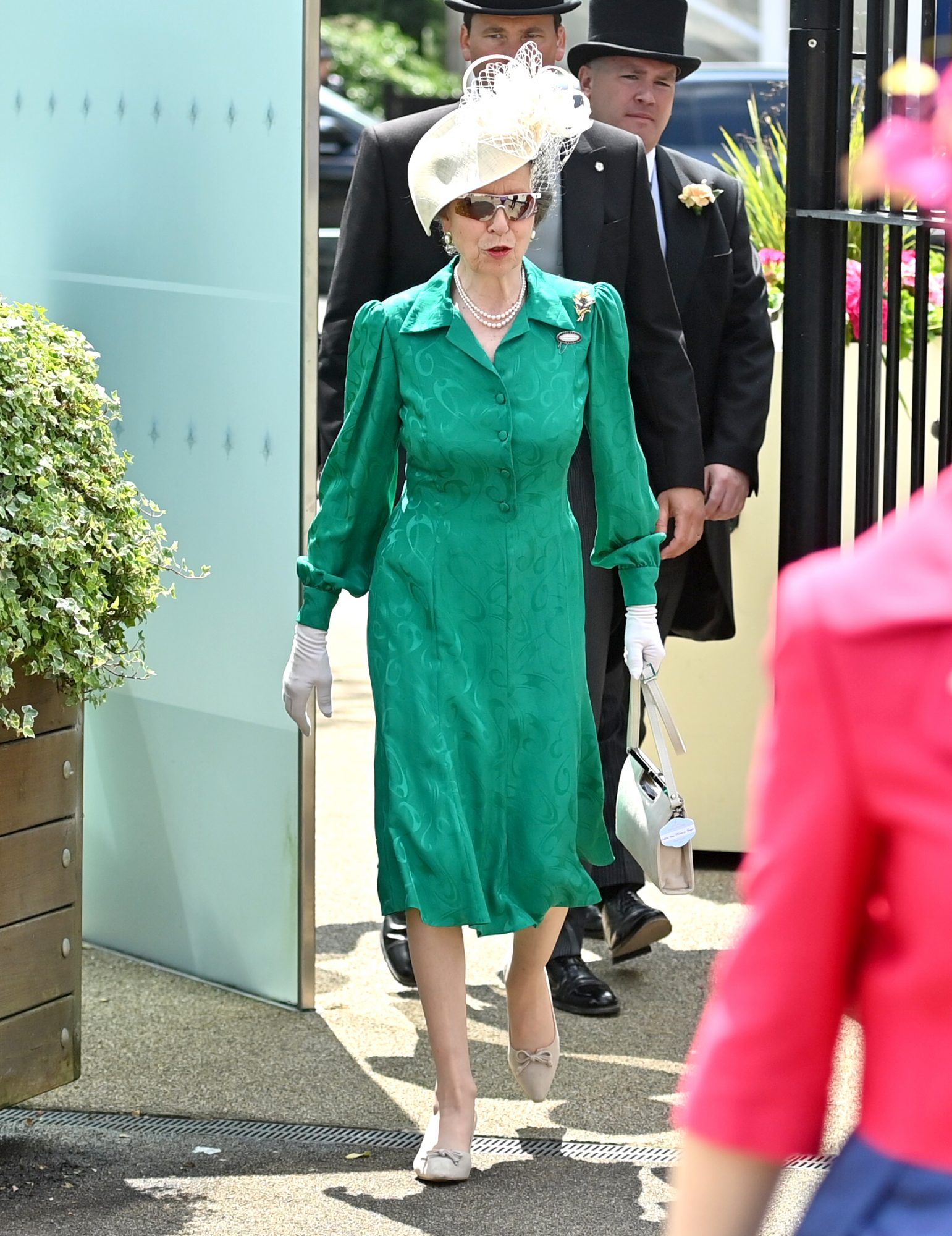 Royal Ascot, eventos, moda, Ana del Reino Unido