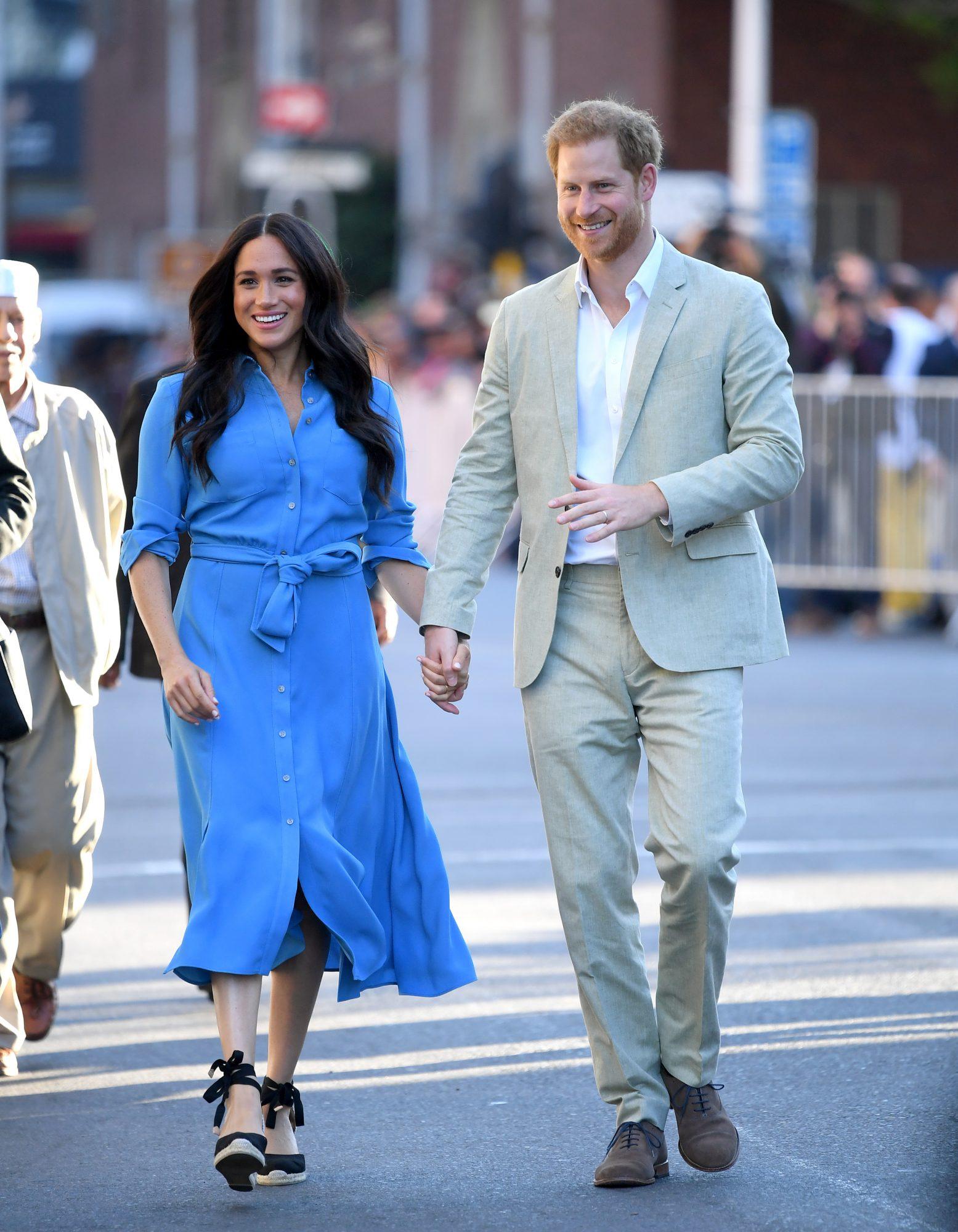 Meghan Markle y Prince Harry