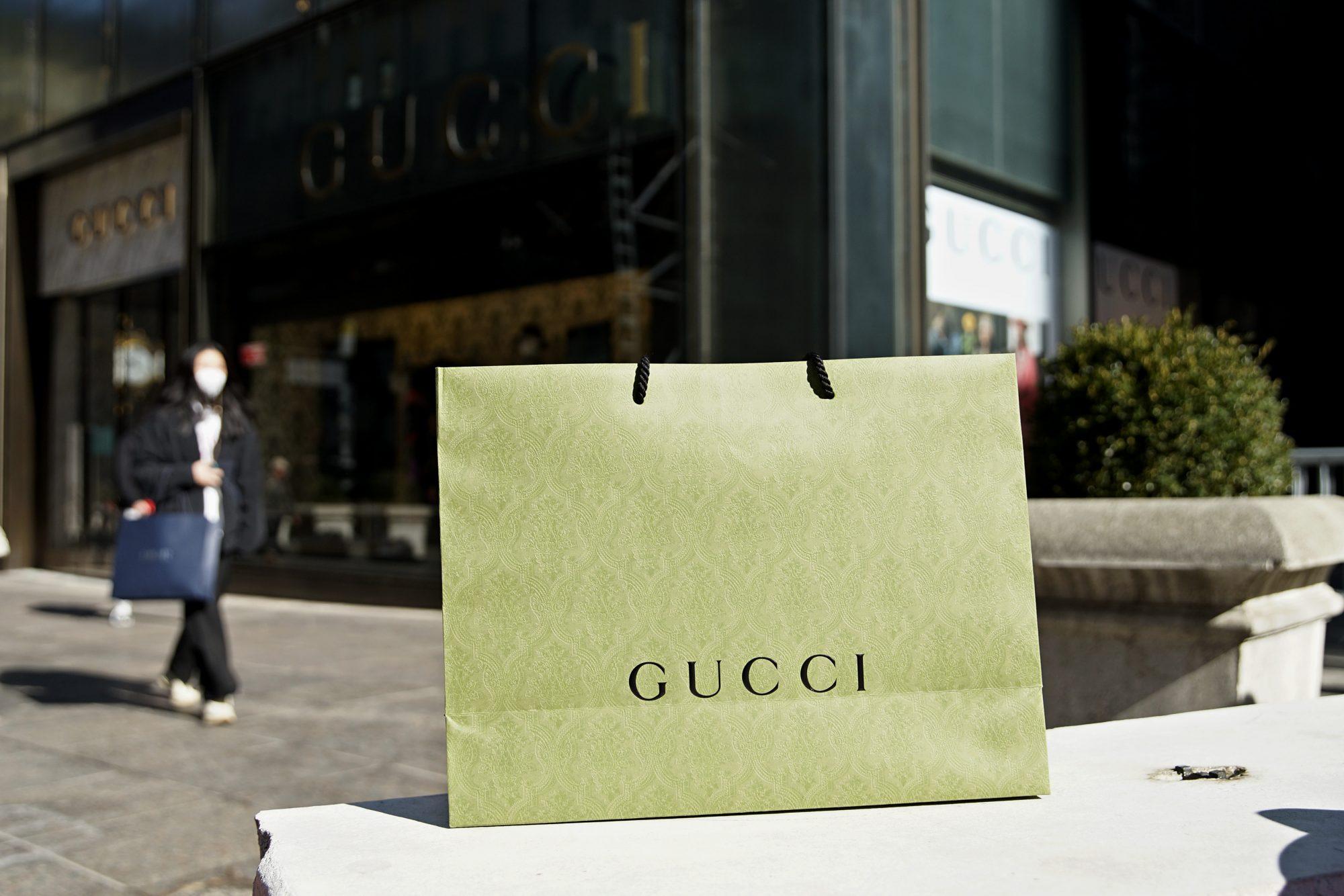 Gucci inventa Demetra nuevo material sostenible