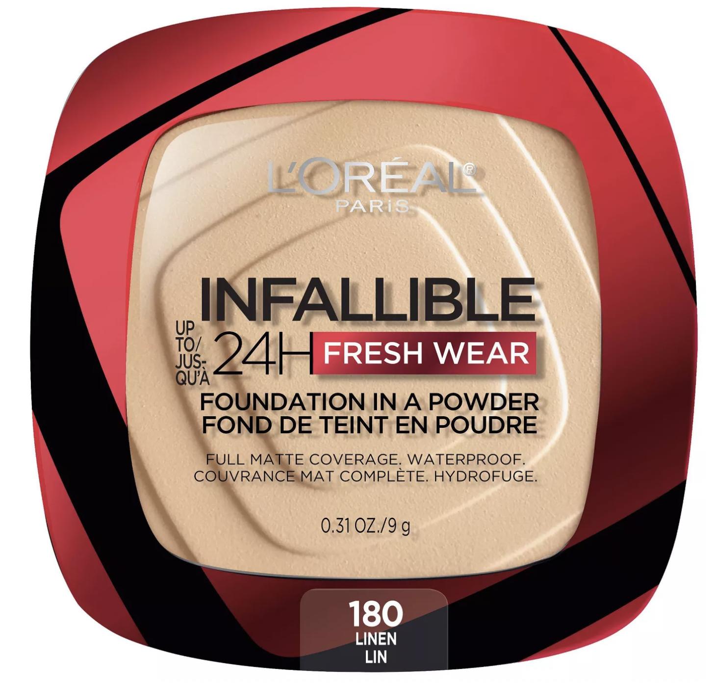 heat resistant, makeup, loreal paris