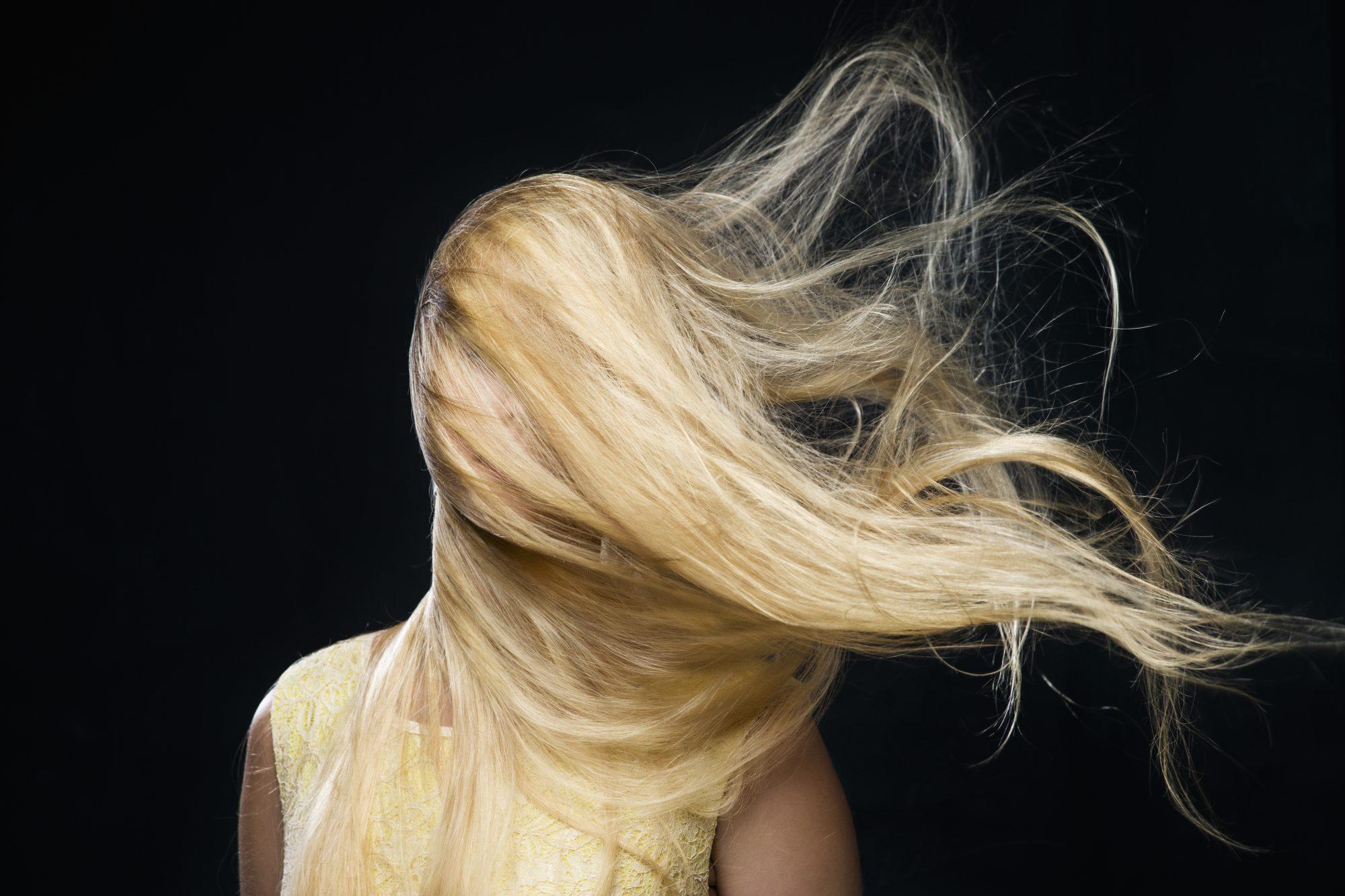 cabello teñido, tratamiento