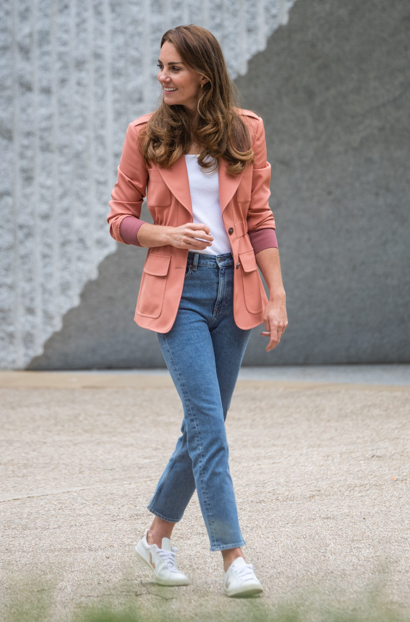 Kate Middleton, look casual