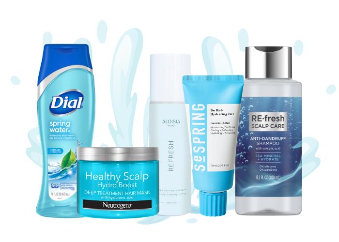 Día Nacional Hidratación productos belleza humectantes