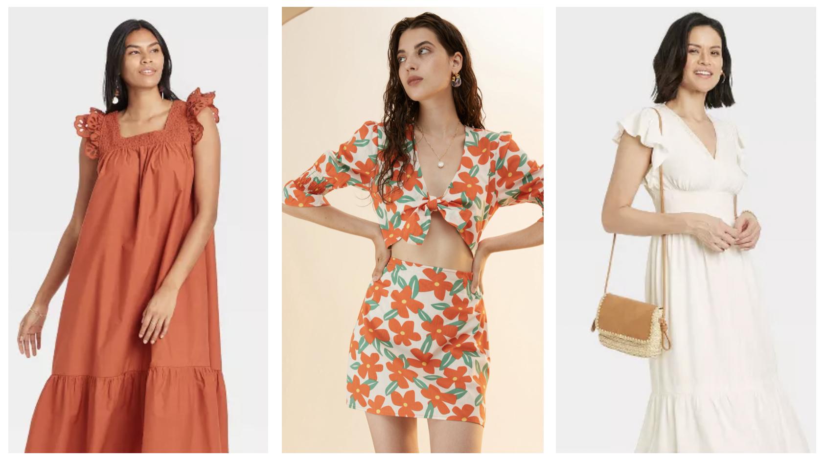 vestidos verano target cider