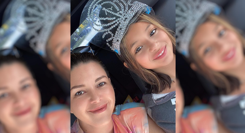 Alicia Machado con hija