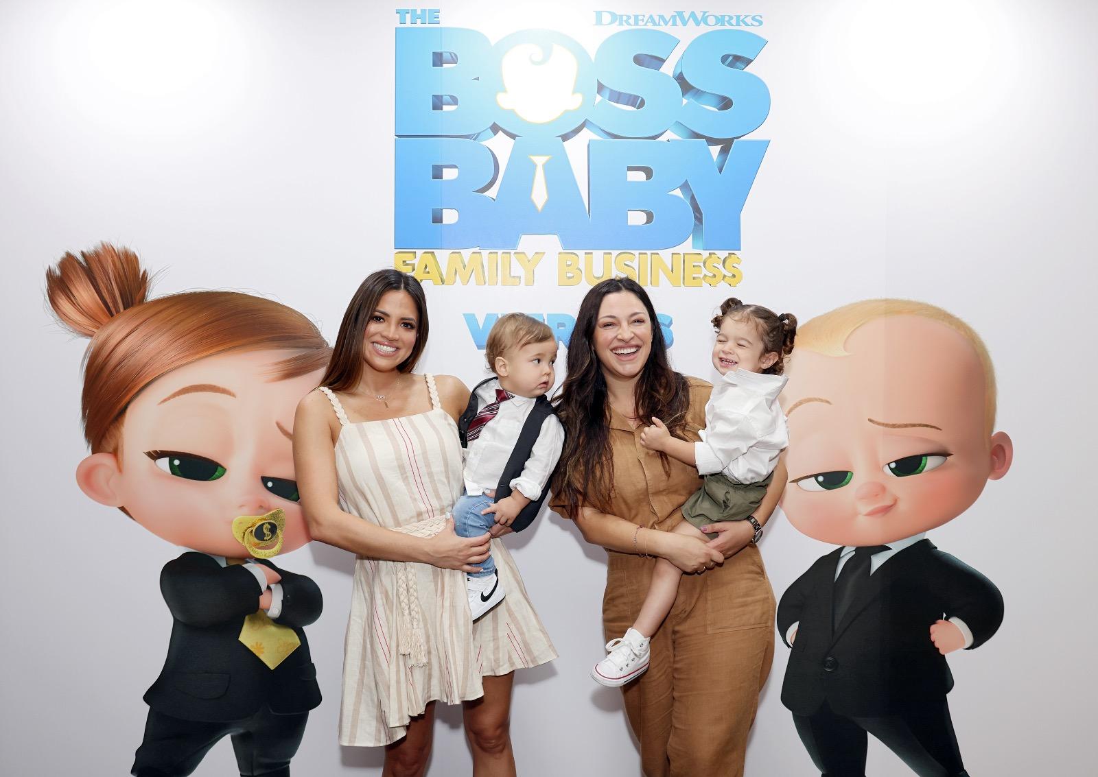 pamela silva boss baby