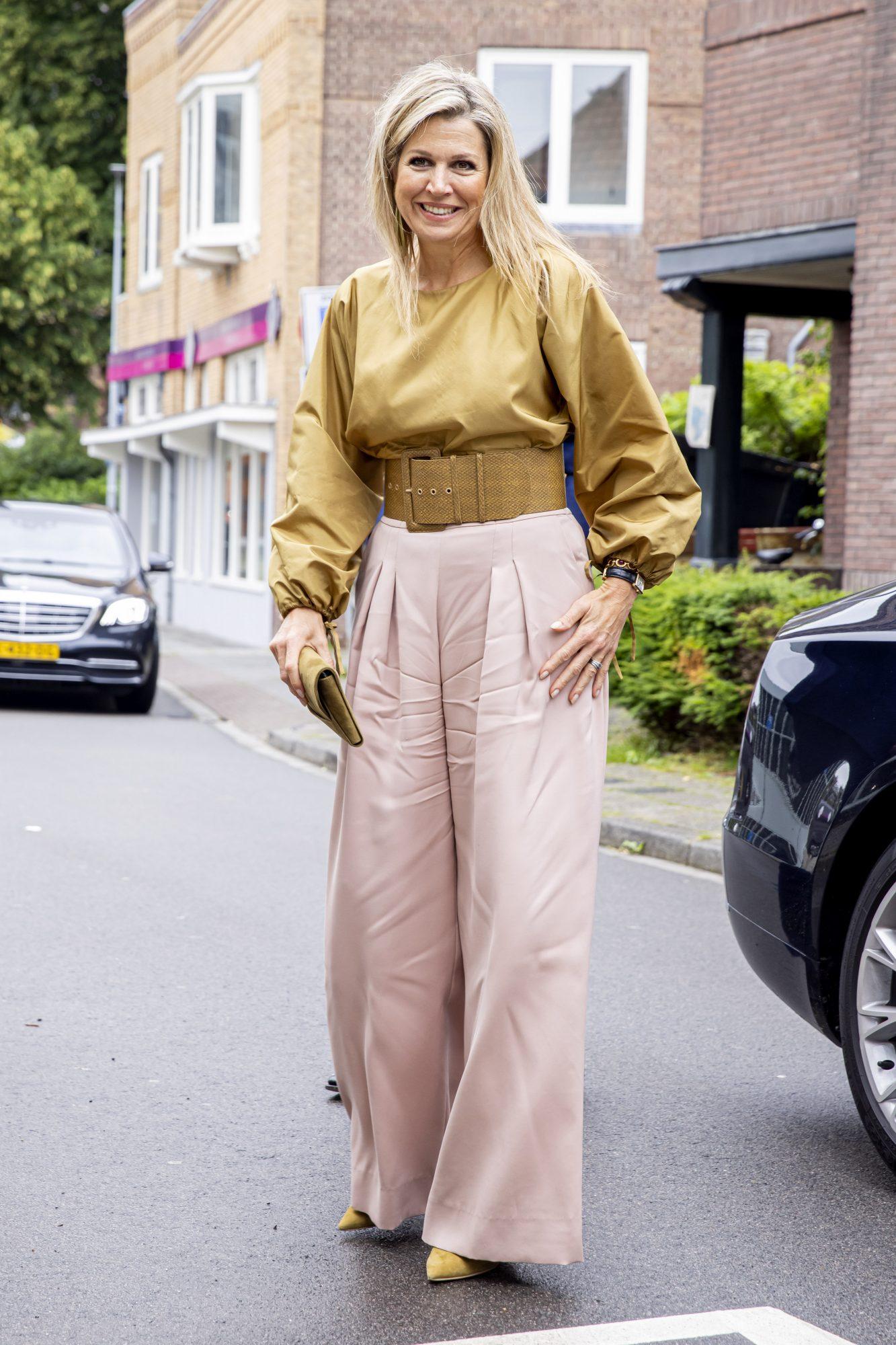 Reina Maxima de Holanda