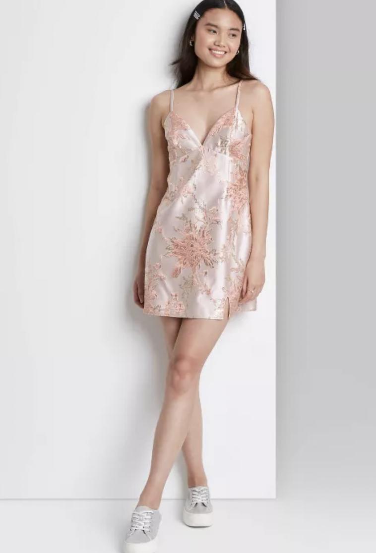slip dress vestido refajo verano