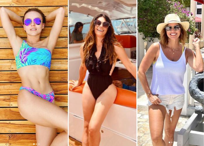 Copia el estilo de las famosas en bikini