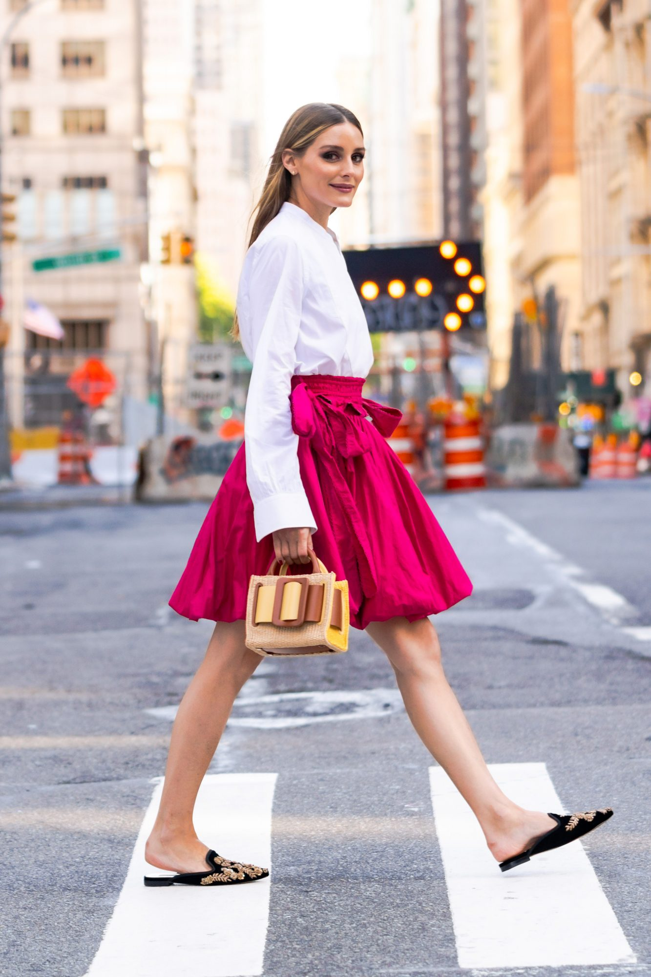 Olivia Palermo, look del dia, New york