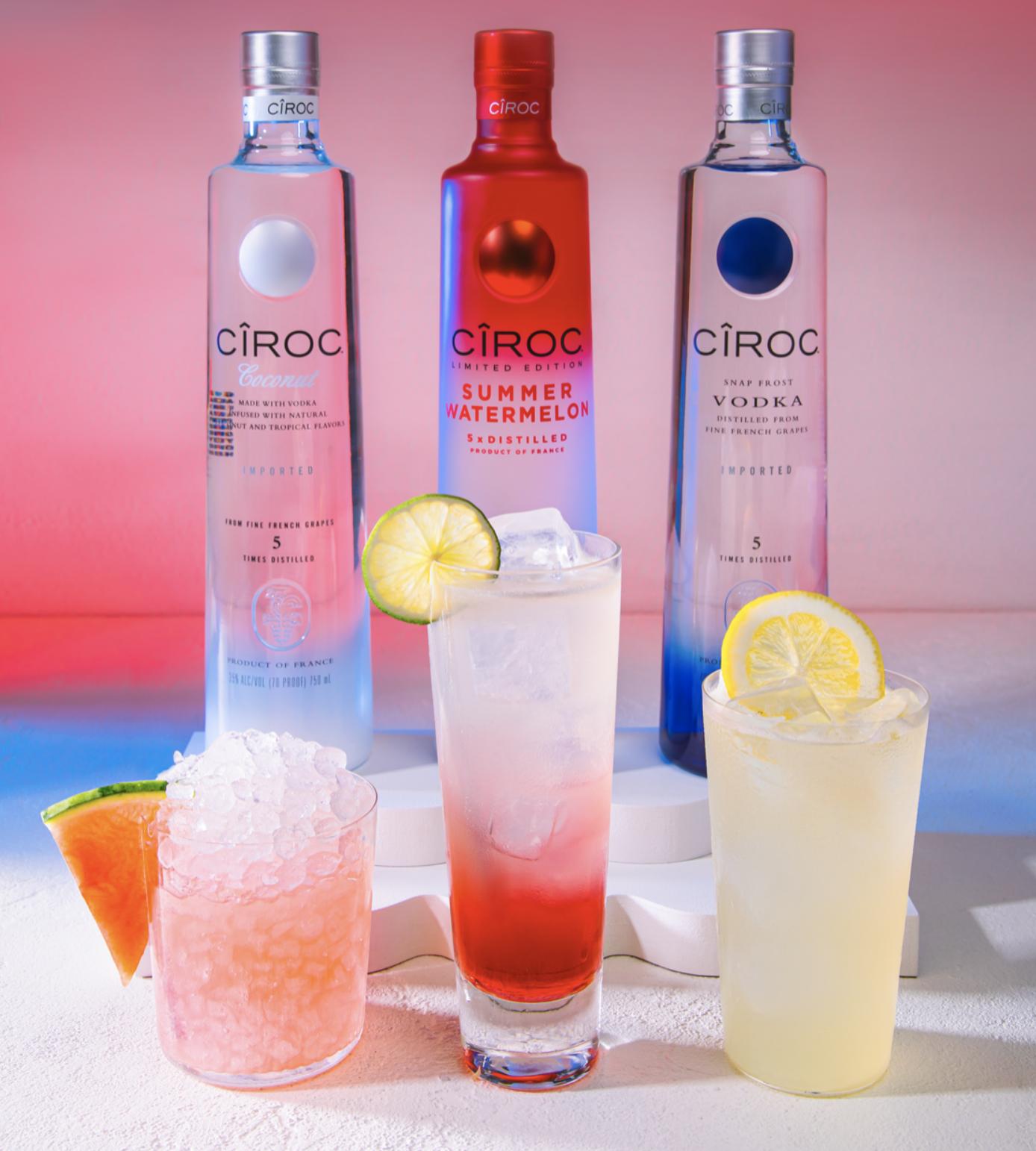 ciroc cocktail