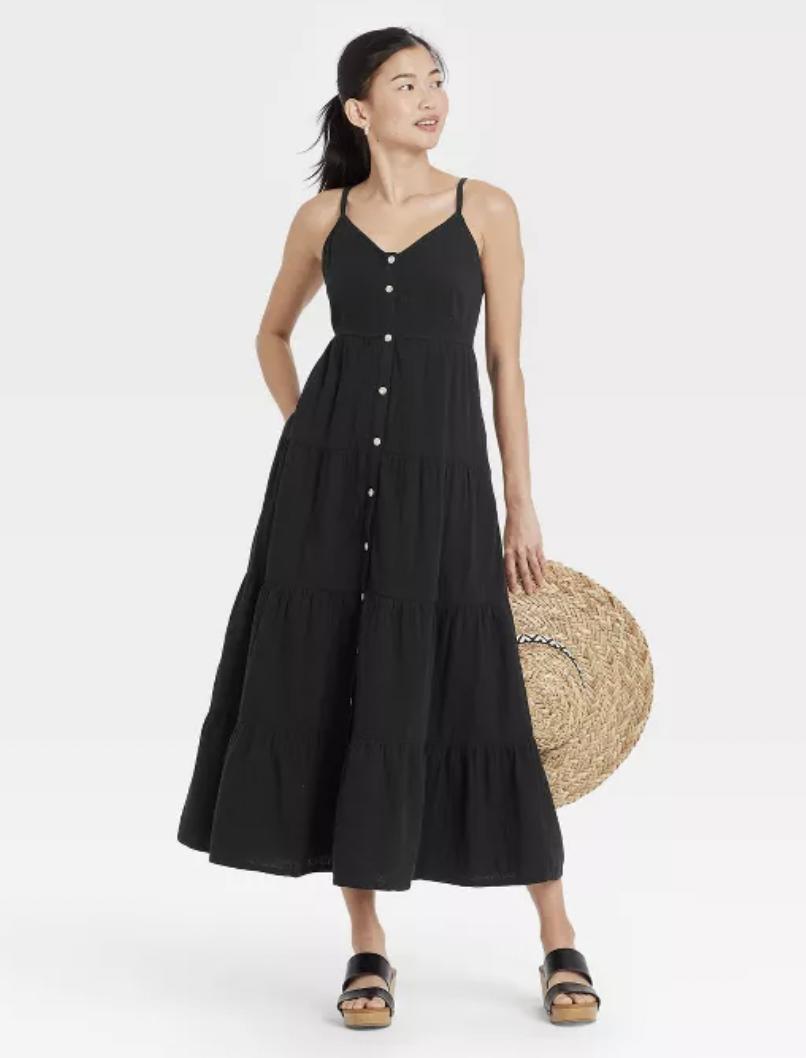 esenciales de viaje moda estilo vestido