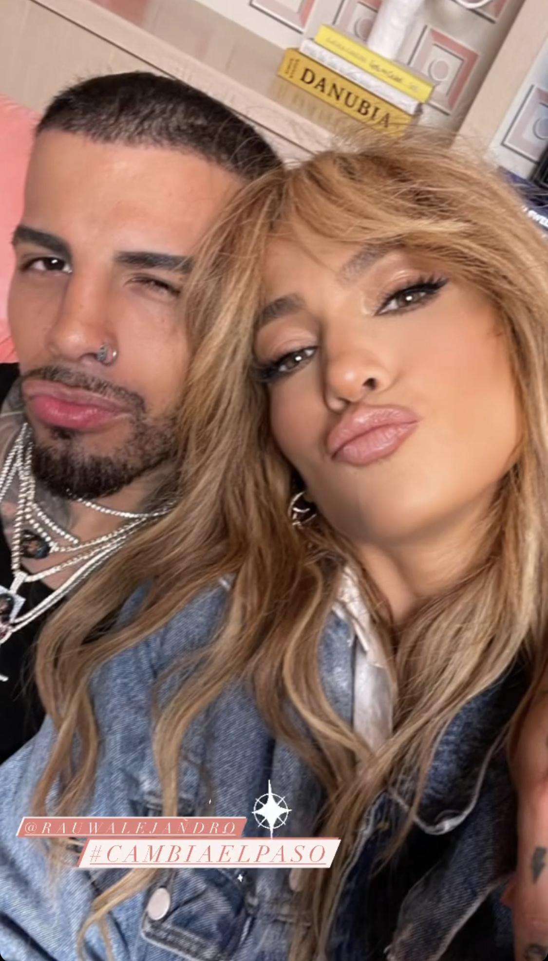 Jennifer Lopez Rauw Alejandro